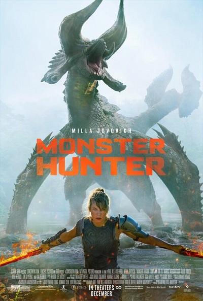 ดูหนังออนไลน์ฟรี Monster Hunter (2020) มอนสเตอร์ ฮันเตอร์