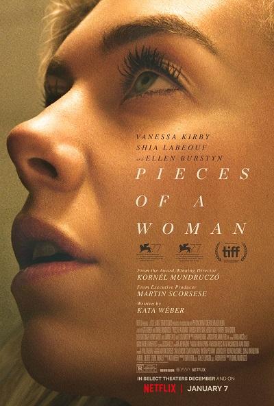 ดูหนังออนไลน์ฟรี Pieces of a Woman (2020) เศษเสี้ยวหัวใจหญิง