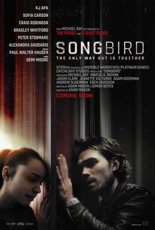 ดูหนังออนไลน์ฟรี Songbird (2020) บรรยายไทย