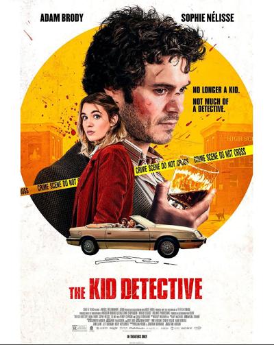 ดูหนังออนไลน์ฟรี The Kid Detective (2020) บรรยายไทย